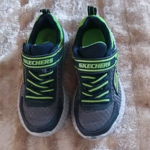 Skechers toddler boy  shoes size 11t